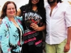 tina-shailla-and-nimesh-at-brad-fitt-screening-at-nyciff-times-square