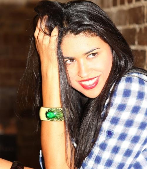 Multi telented multi cultural Actress Shailla Quadra - Photo by Dominic Spagnolo