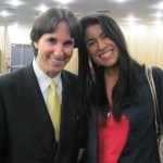 Shailla Quadra and Dr John Demartini at Sydney Breakthrough event