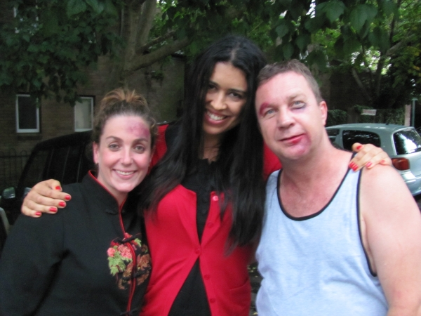 Shannon Shailla Andrew - Behind the Scenes of SPONTANEITY directed by Paul Cavallo