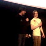Jason Trost & Lucas Till Award acceptance speech