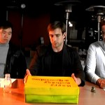 "Lee, Oxley & Bossi - ""HAPPY BIRTHDAY MR QUARANTINO"" Film Still"