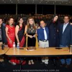 Judging Panel including Uzma Beg, Bruce H, Shailla, and Dreamgirl Organizer Navneet Leo. Photo by Vishal Vashisht.