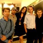 A Night of Horror International Film Festival 2014 - Htat, Arya, Quadra, W, Hamawy